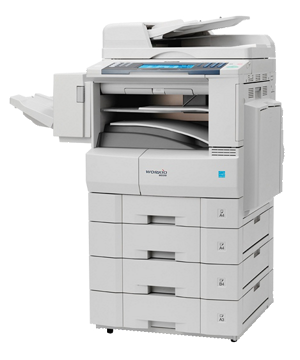 Panasonic Copiers Printers
