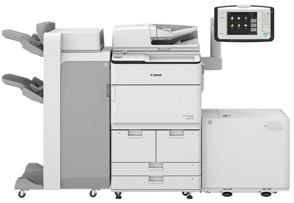 Canon-Photocopier