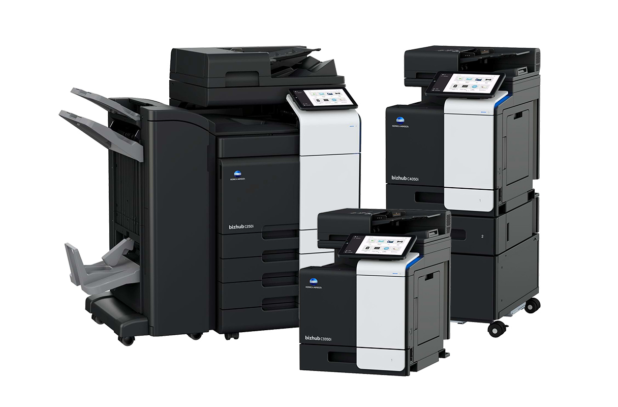 Konica Minolta Printer & Photocopier Repairs Sydney
