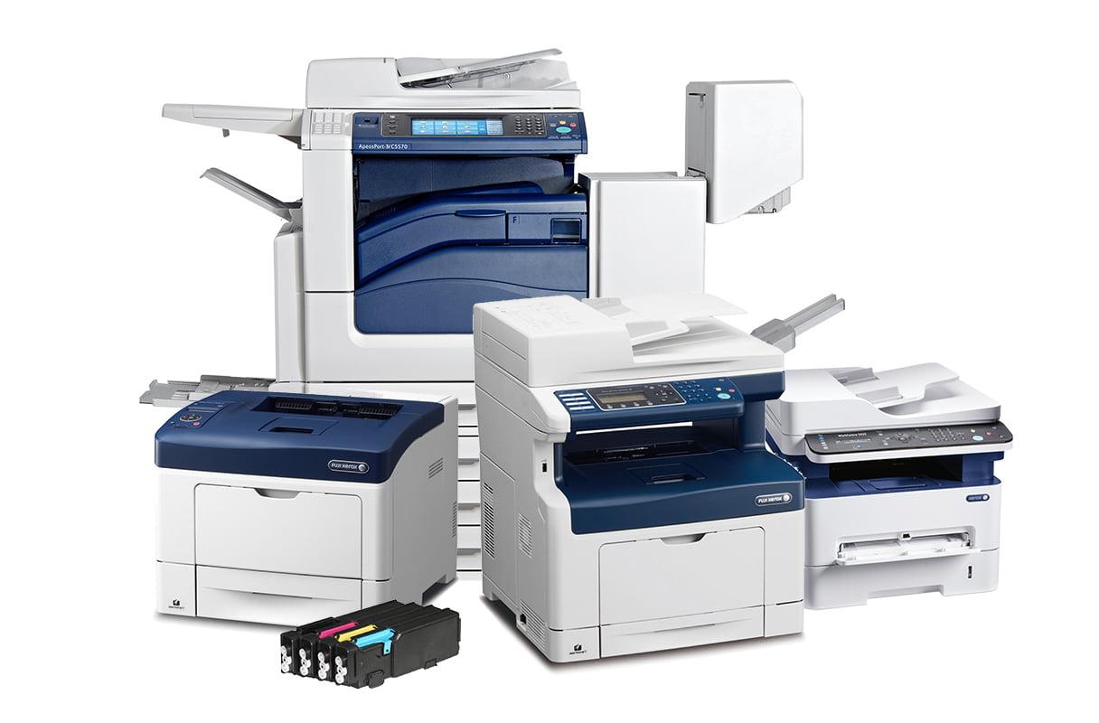 fuji xerox Printer & Photocopier Repairs Sydney